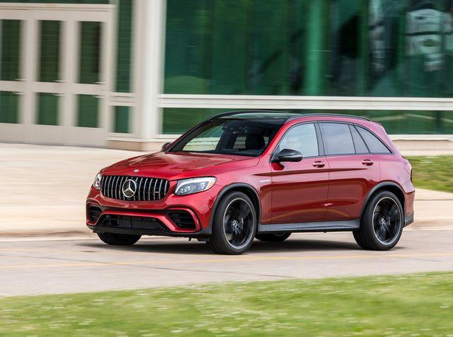 2018 Mercedes-Benz GLC: New AMG GLC63 Models, Price >> 2019 Mercedes Amg Glc43 Glc63