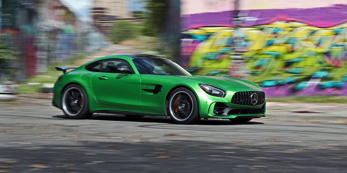 Chevrolet Lease Deals >> The 2018 Mercedes-AMG GT R Is a 911 Predator