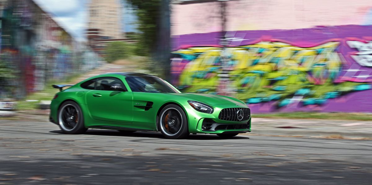 2019 Mercedes-AMG GT R Review, Pricing and Specs