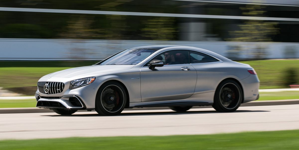 2018 Mercedes-AMG S63 Coupe Test: Grand Touring | Review | Car and Driver