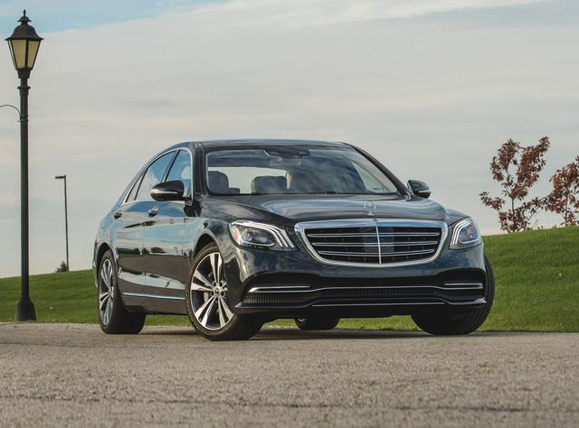 Best Luxury Cars To Lease >> 2019 Mercedes-Benz S-class