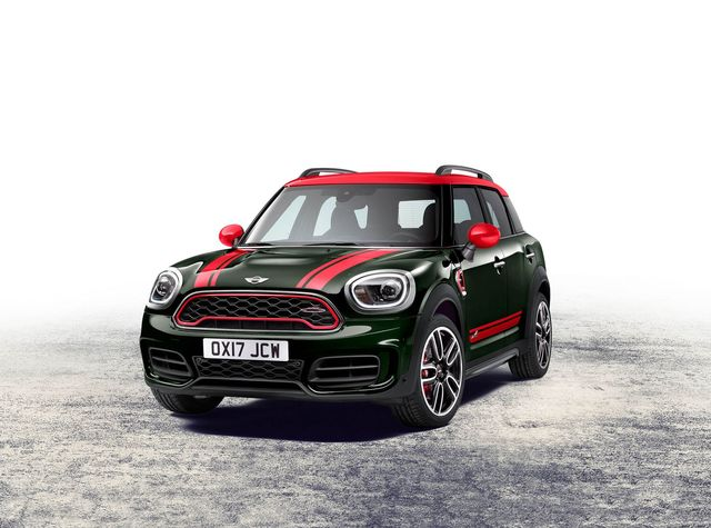 2019 Mini Cooper Countryman Jcw