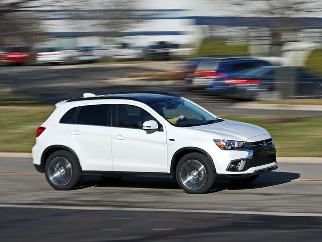 2019 Mitsubishi Outlander Sport Review Pricing And Specs