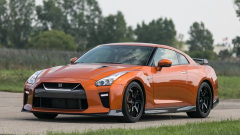 2020 Nissan Gt R Review Pricing And Specs