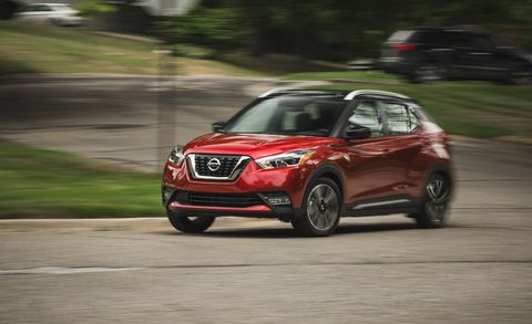 2018 Nissan Kicks Offers Value If Not Performance