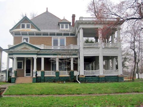 Gigantic Historic Mansion On Sale for Just $73,900