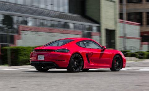 2018 Porsche 718 Boxster/Cayman GTS
