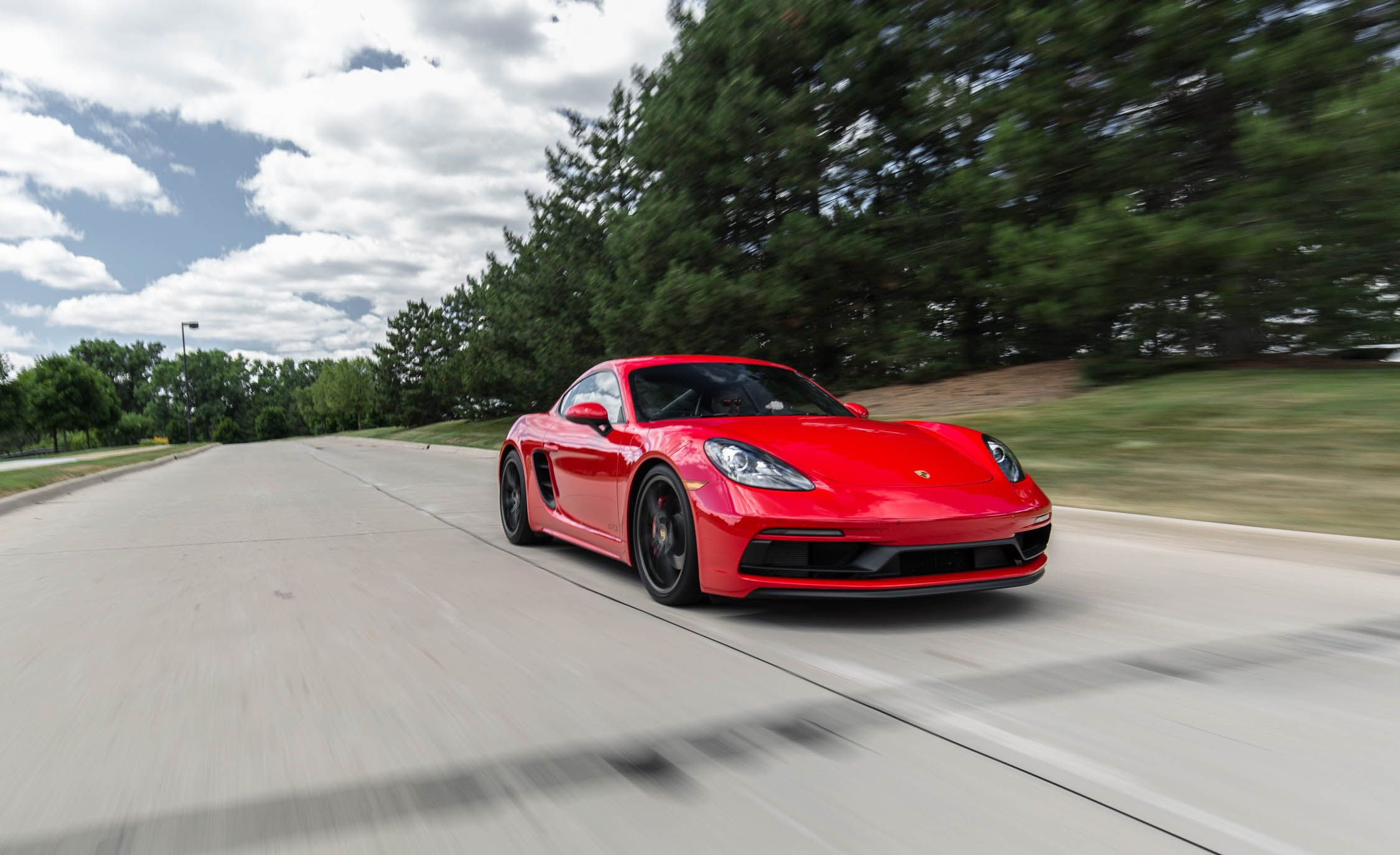 2019 Porsche 718 Cayman Review, Pricing, and Specs