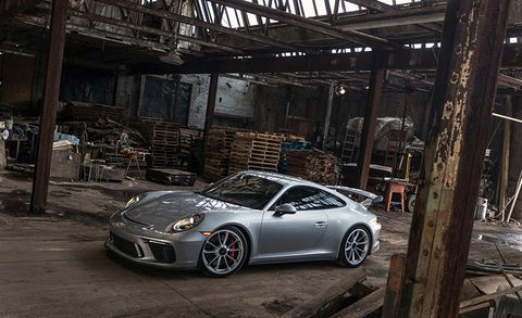 2018 Porsche 911 Gt3 Manual Test Even More Fun With The Diy