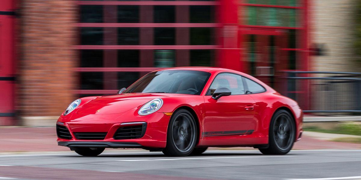 Porsche 911 Lease Special >> 2018 Porsche 911 Carrera T – A Hard-Core Special Edition