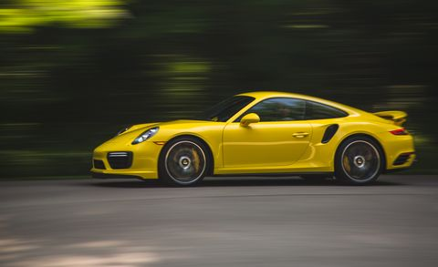 Porsche 911 Turbo S Offers Performance and Personality