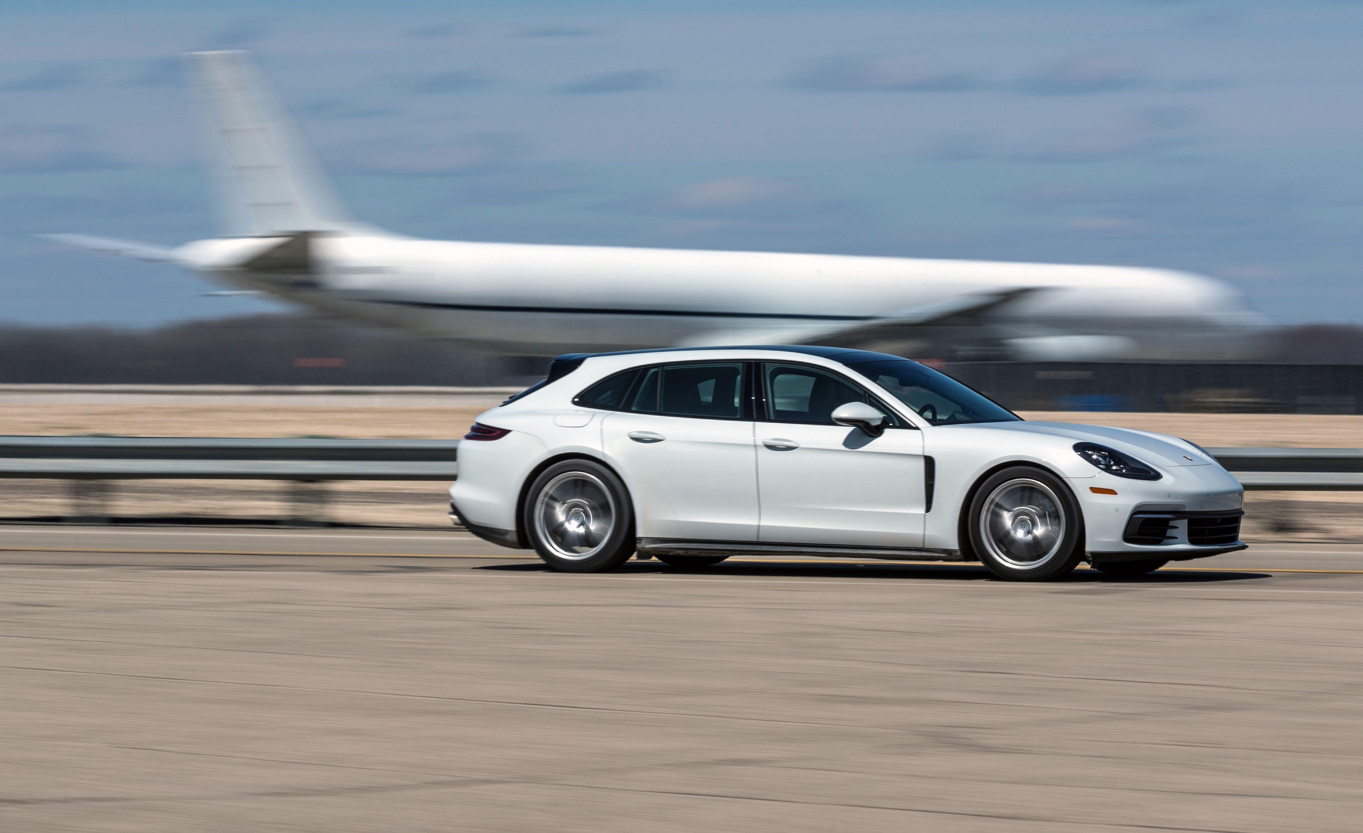 2018 Porsche Panamera 4 and 4S Sport Turismo \u2013 Wicked Wagons