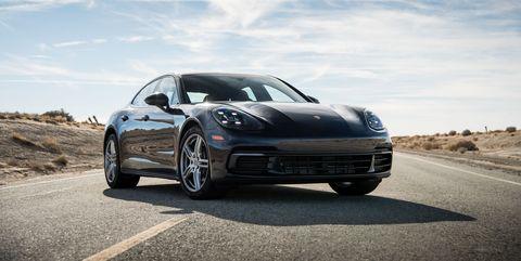 Land vehicle, Vehicle, Luxury vehicle, Car, Automotive design, Rim, Performance car, Wheel, Porsche panamera, Supercar,