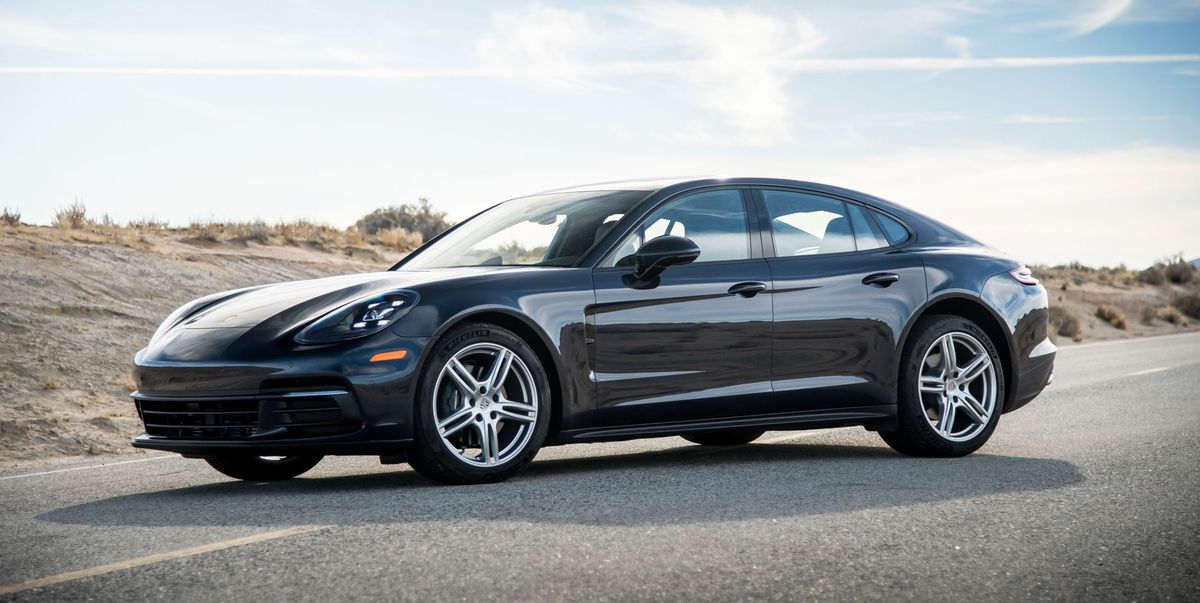 2019 Porsche Panamera Review, Pricing, and Specs