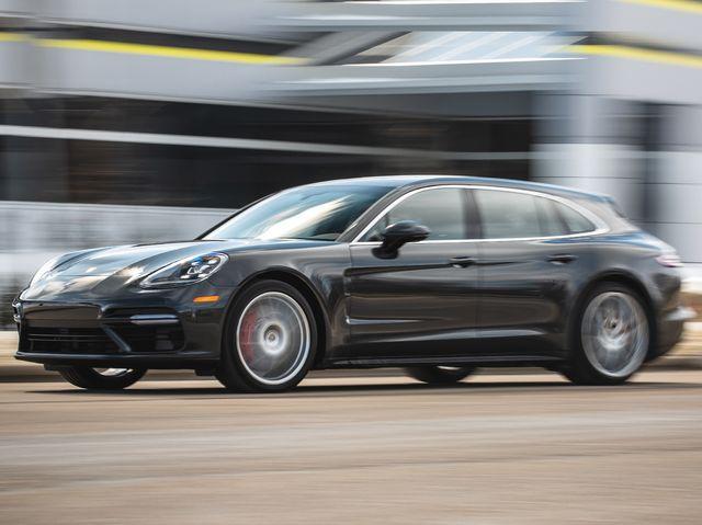 2019 Porsche Panamera Sport Turismo Review Pricing And