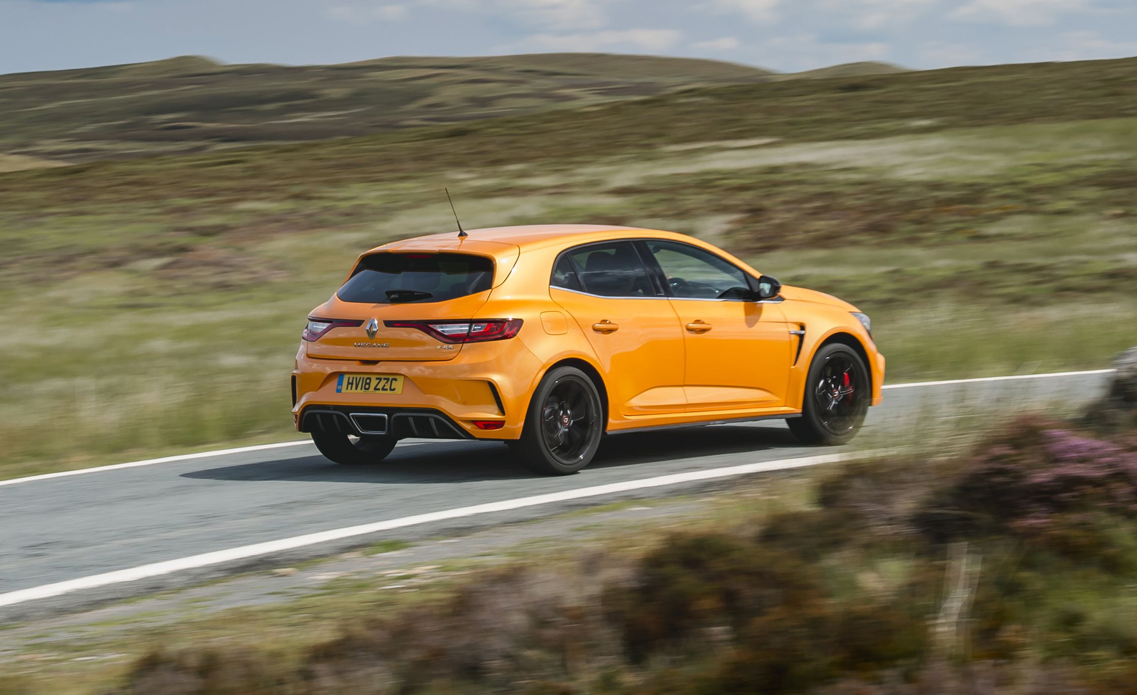 The Renault Megane R S 280 A French Hot Hatch