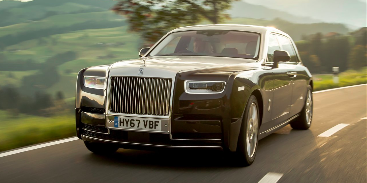 22 Of The Most Luxurious Cars You Can Buy