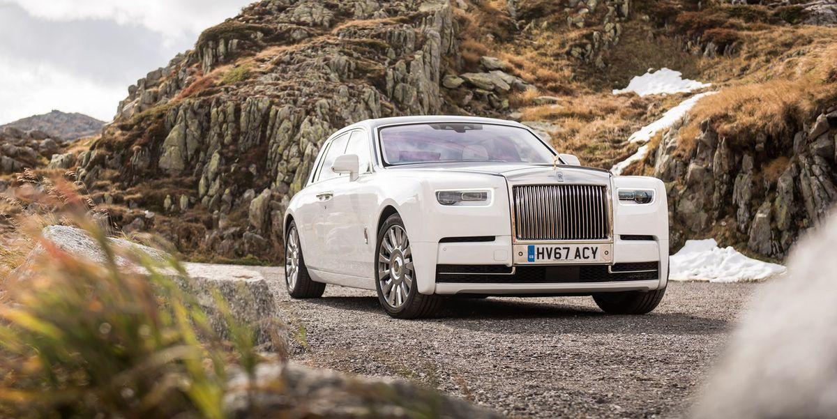 Rolls Royce Wraith 0 60 >> Rolls Royce Phantom