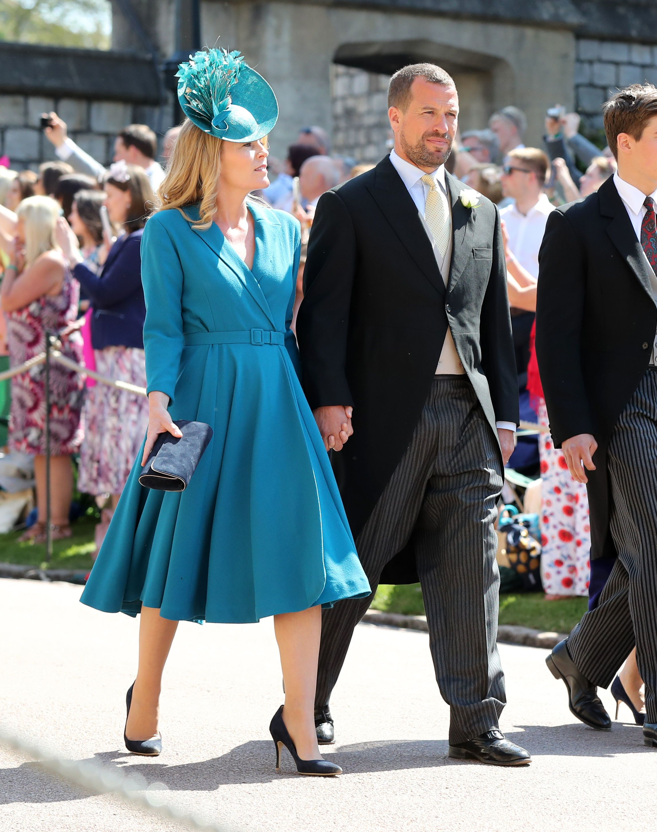 What the Royals Wore at Meghan and Harry\'s Wedding Vs. Will and Kate\'s