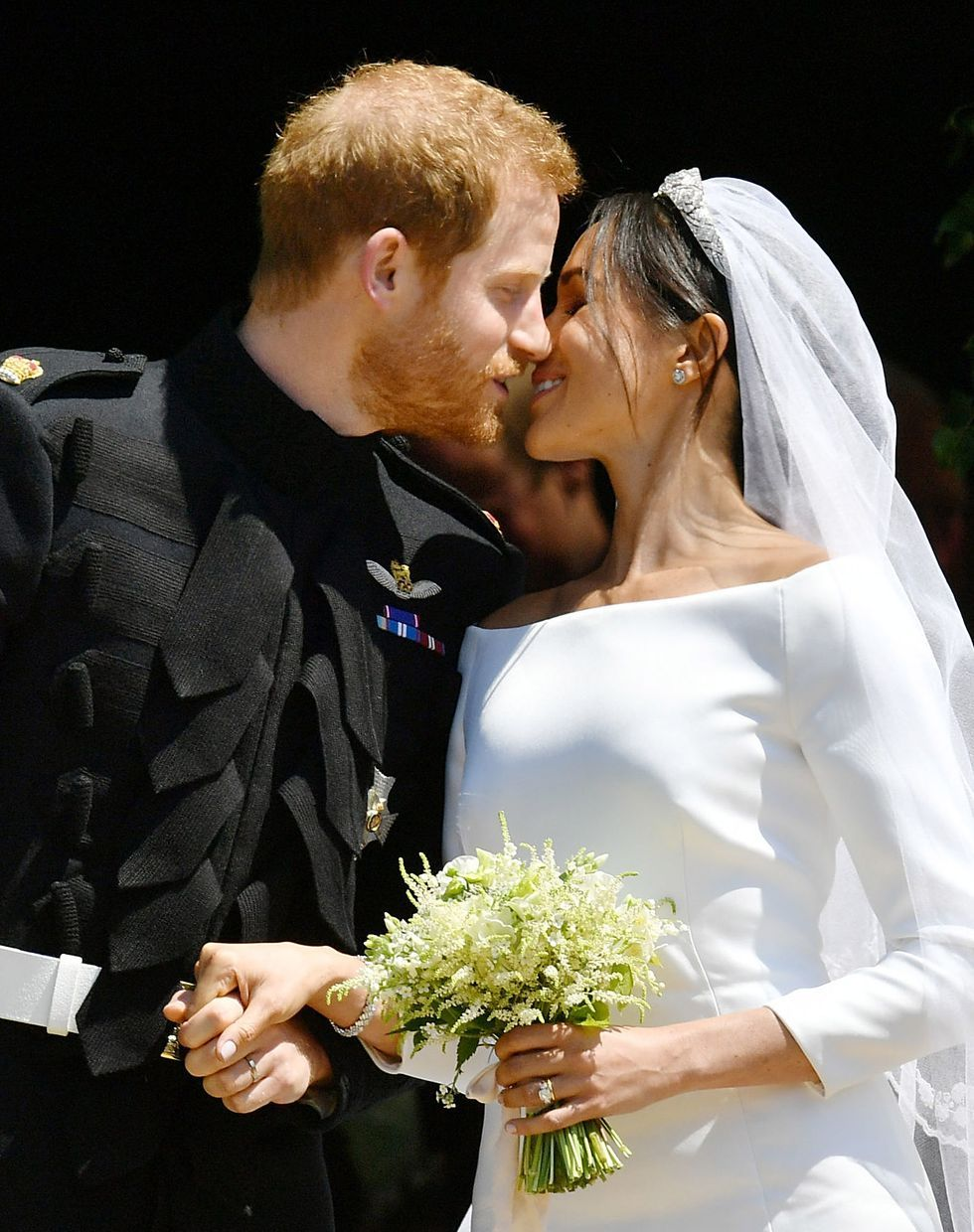 royal wedding 2018 meghan markle bouquet