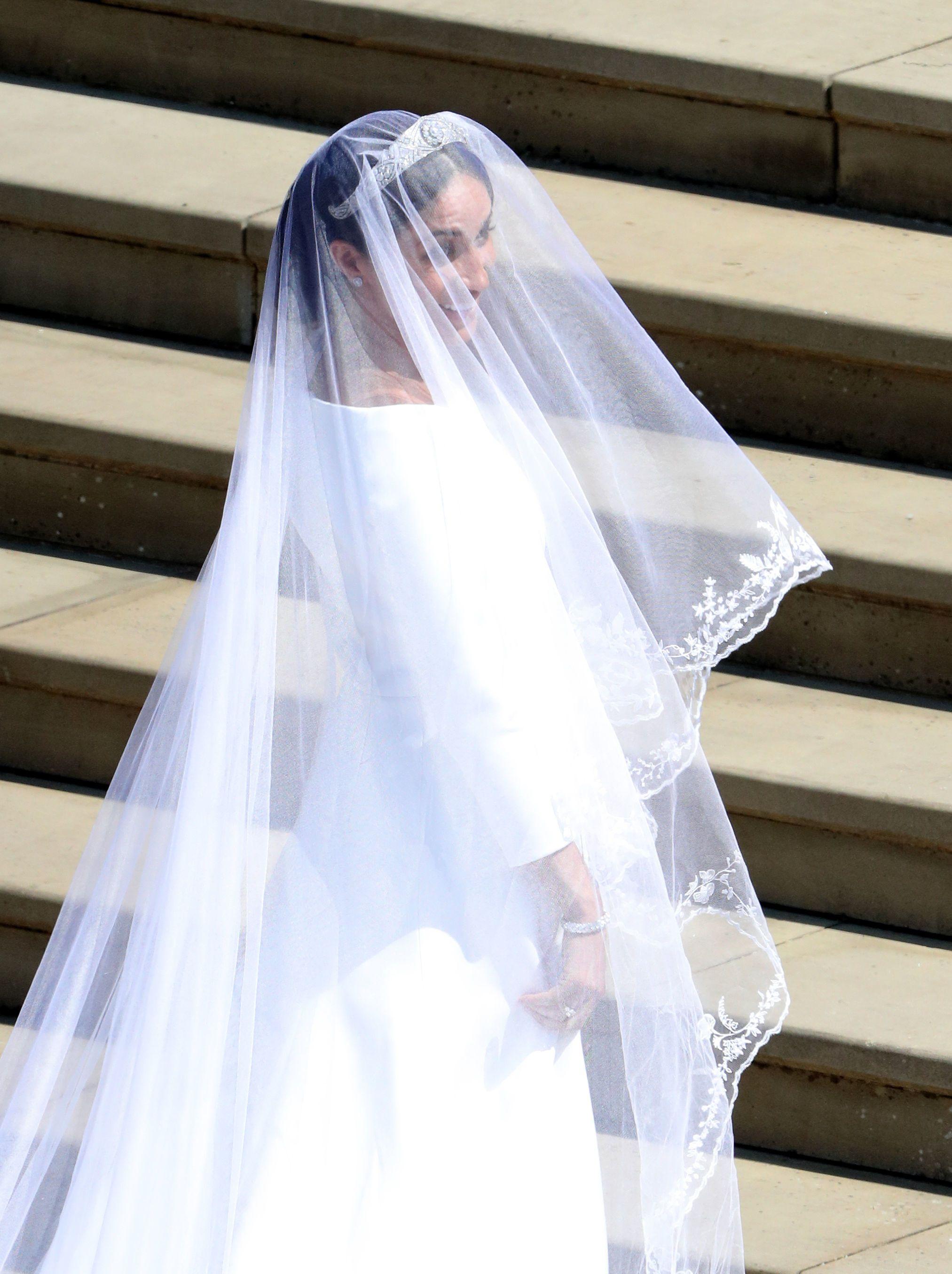 Robe de mariee kate middleton et meghan markle