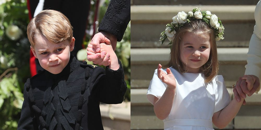 17 Things You Missed About Prince George And Princess