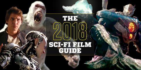 best sci fi movies 2018 27 new sci fi movies