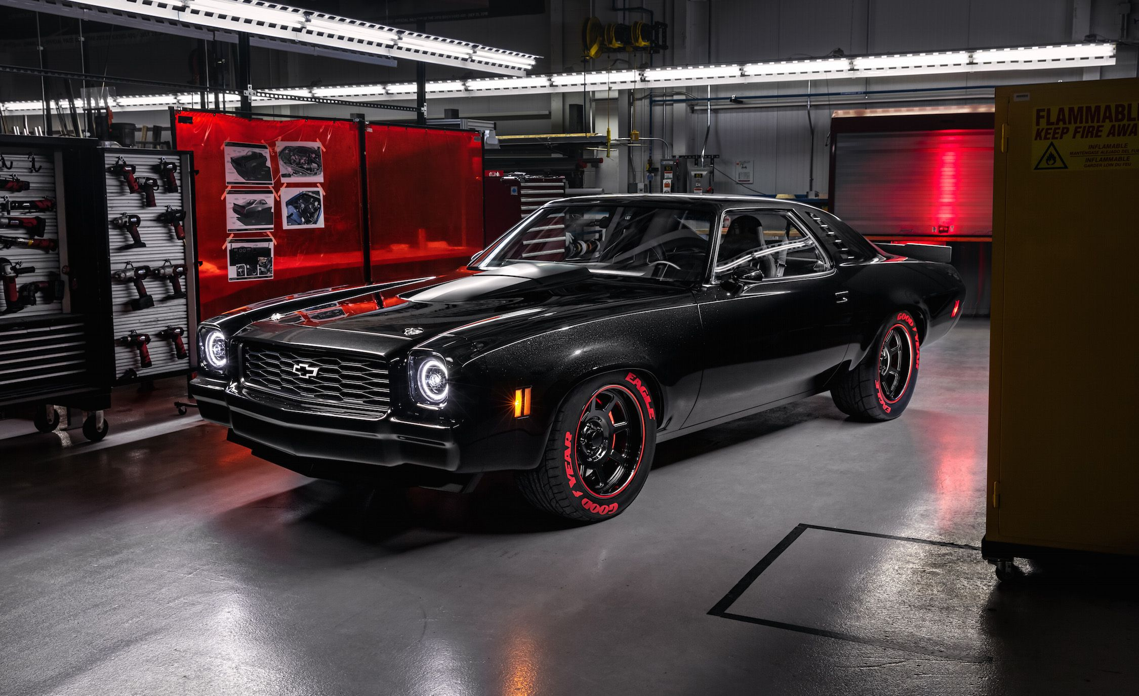 2021 Chevy Chevelle SS Spesification