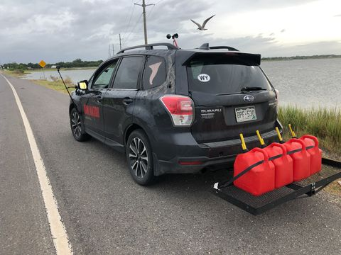 subaru forester storm chaser