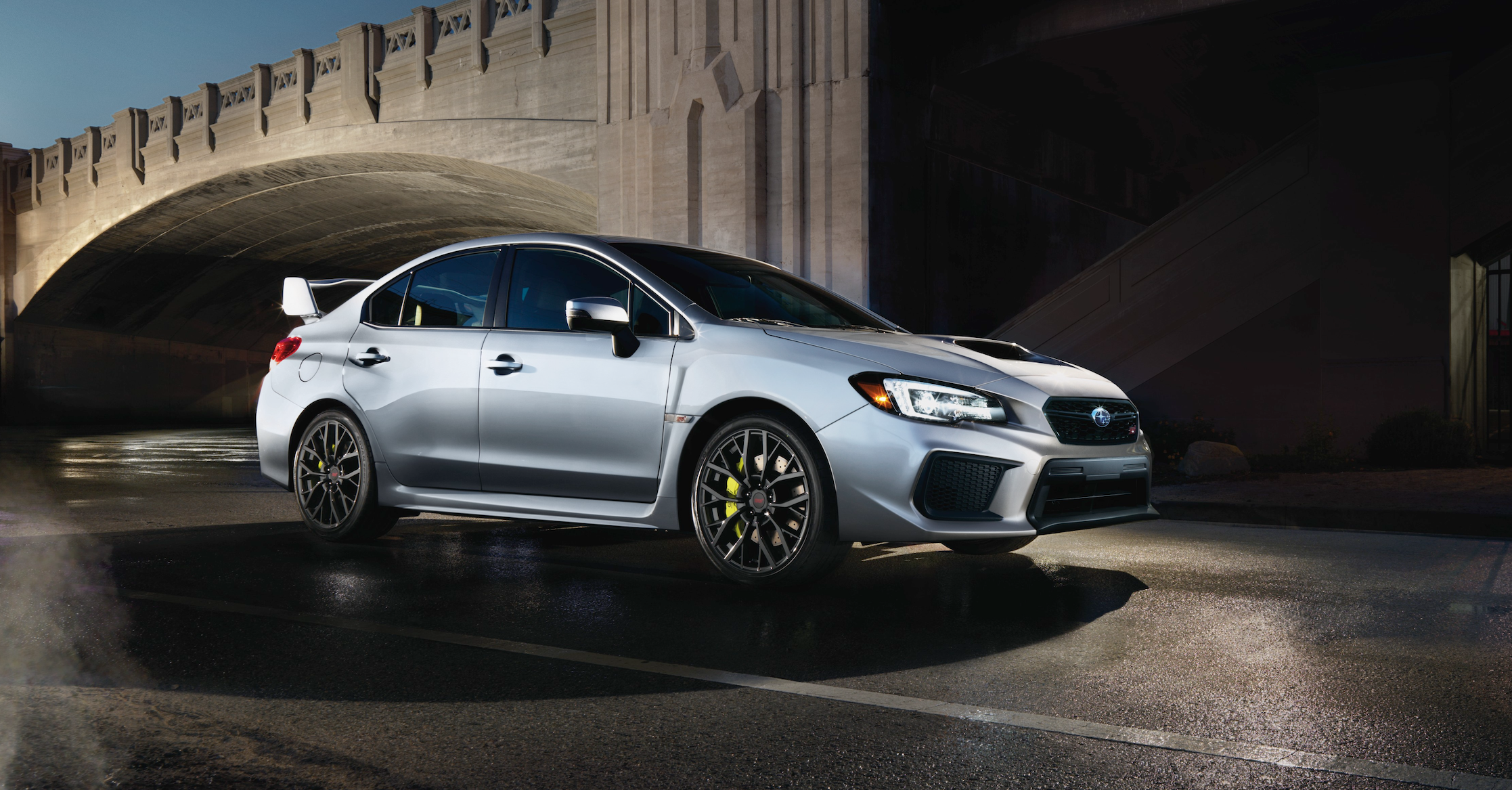 Subaru Wrx Sti Gets More Horsepower For The First Time In A Decade