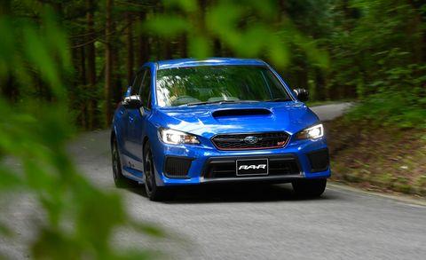 Land vehicle, Vehicle, Car, Full-size car, Subaru, Subaru, Sedan, Sports car, Automotive design, Performance car,