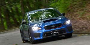 Subaru Wrx 0 60 >> 2020 Subaru Wrx Sti Review Pricing And Specs