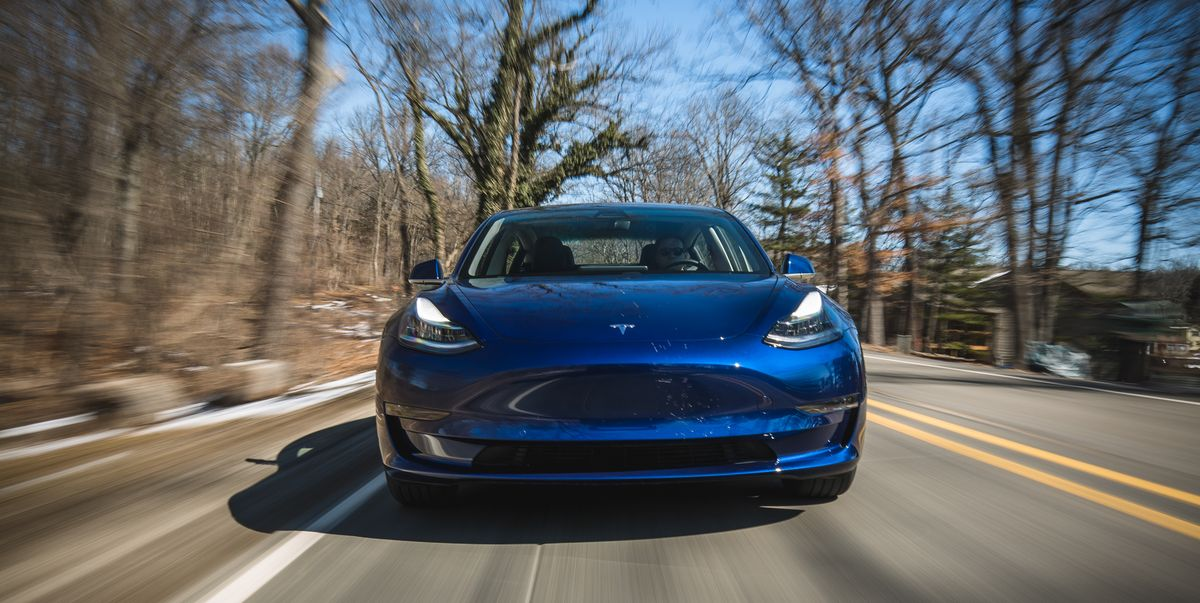Tesla Reports Only 12.2 Miles of Autonomous Mode Testing in 2019