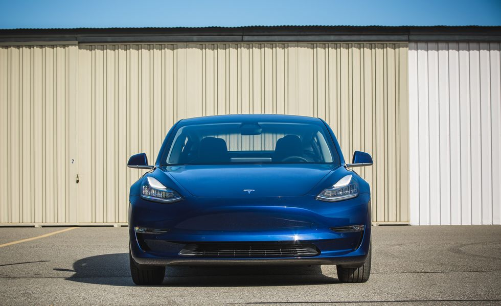 Tesla Halted Model 3 Production in Fremont for Two Days Because of Parts Shortages