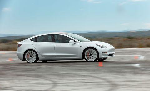 Tesla Model 3 Makes Performance Upgrade Standard On Top Model