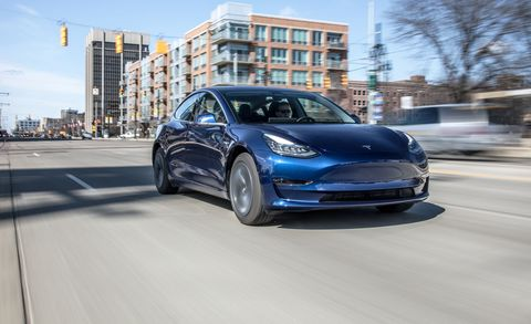 2018 Tesla Model 3 Test - Entry-Level Electric Sedan