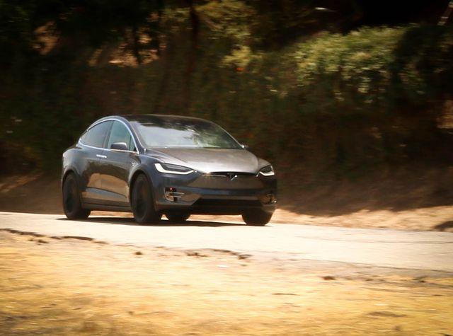 2019 Tesla Model X Review Pricing And Specs
