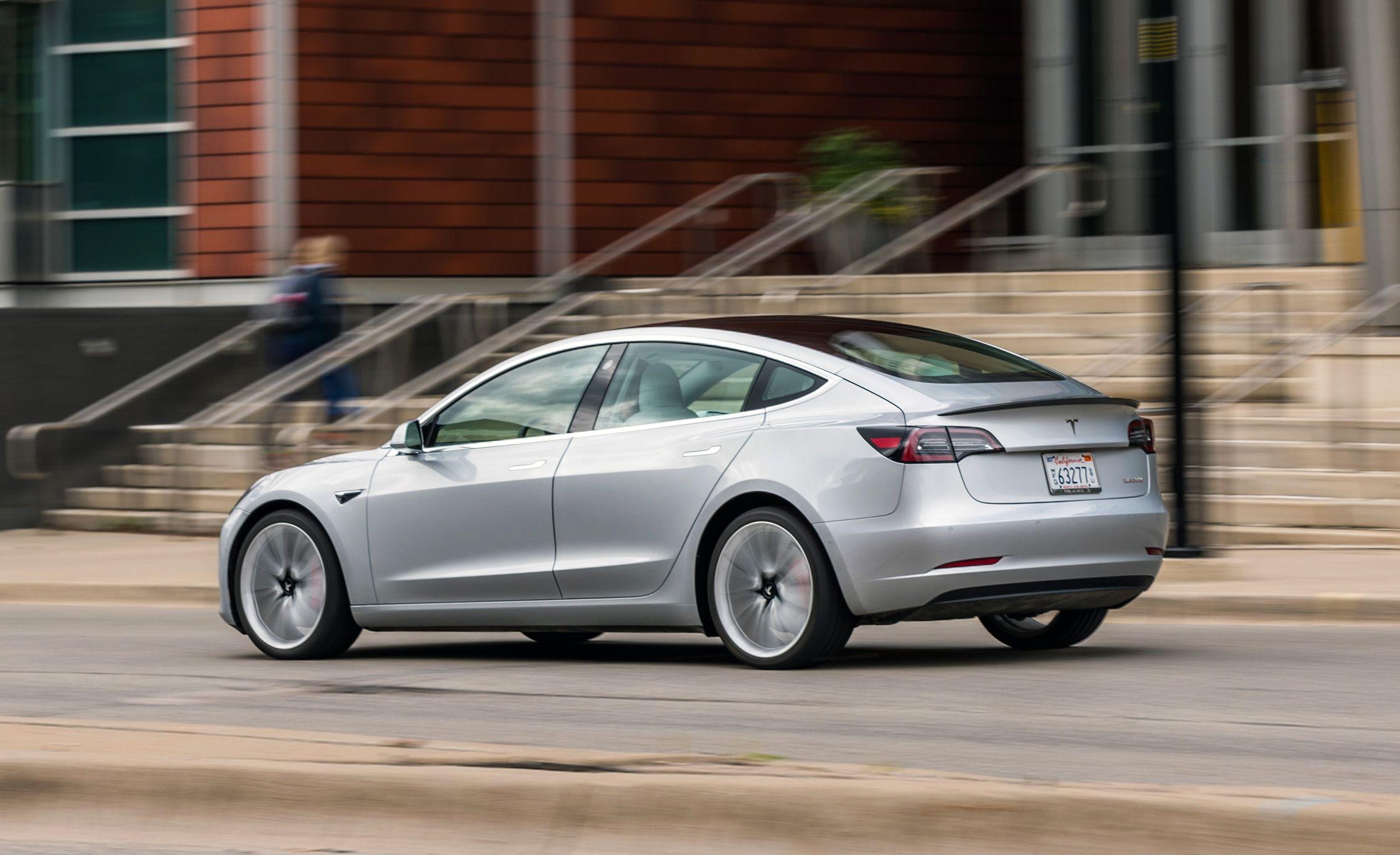 2018 Tesla Model 3 Performance Rules The Ping Lane