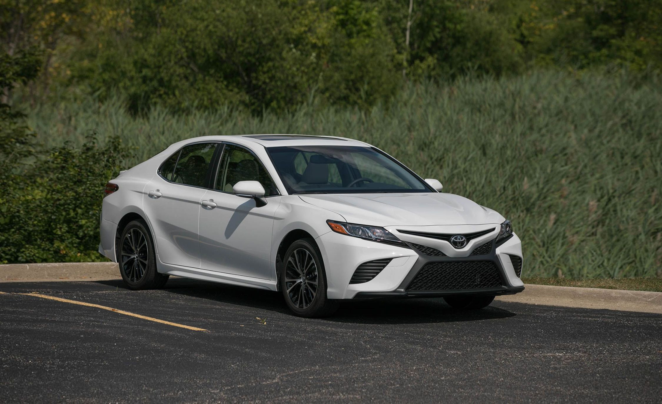 2019 Toyota Camry Review Pricing Specs