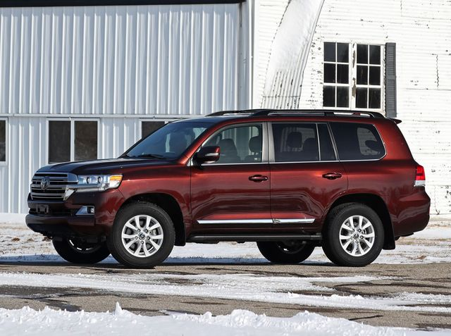 2018 Toyota Land Cruiser: News, Design, Specs, Price >> 2019 Toyota Land Cruiser