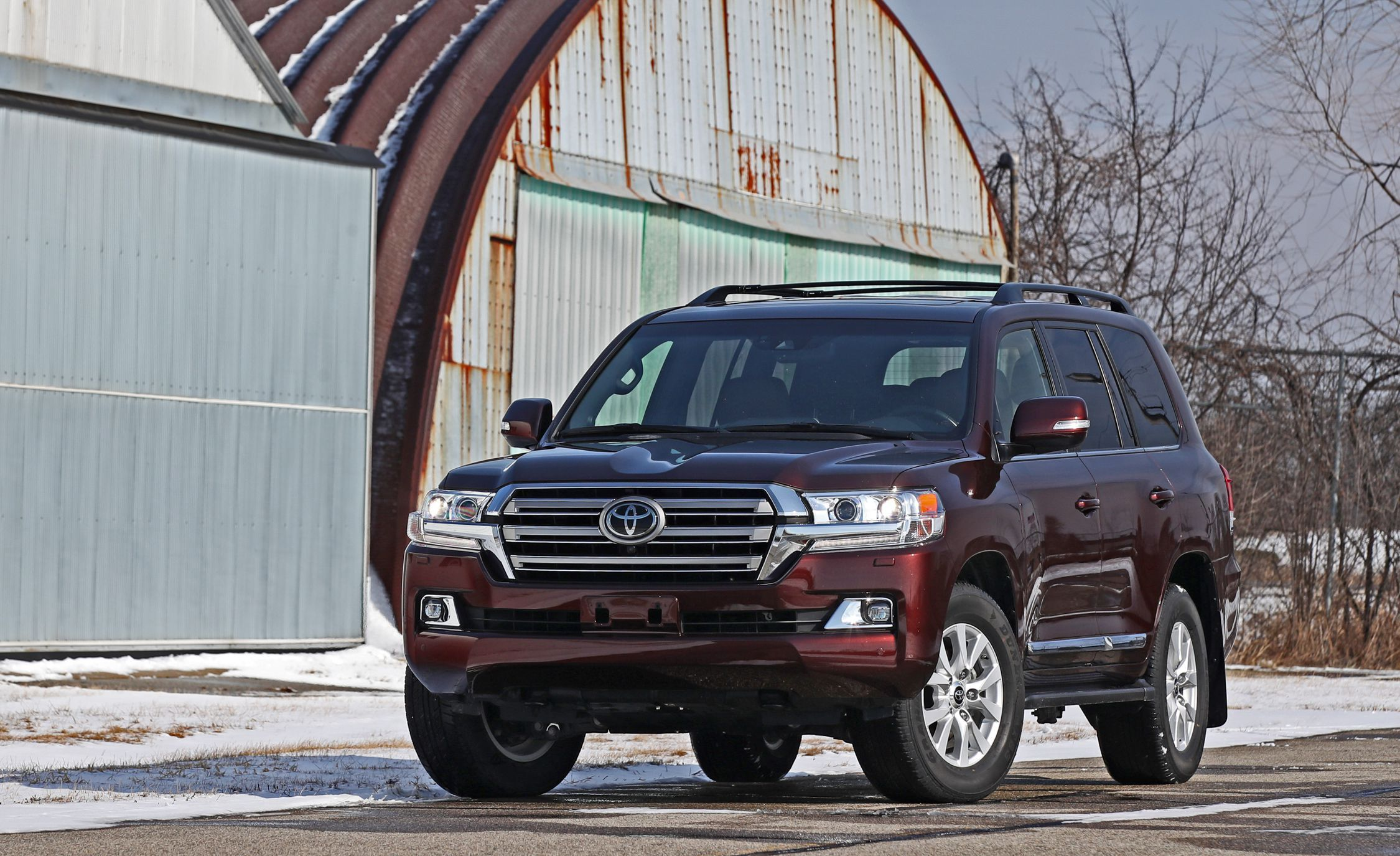 A Visual History Of The Toyota Land Cruiser Feature Car And Driver