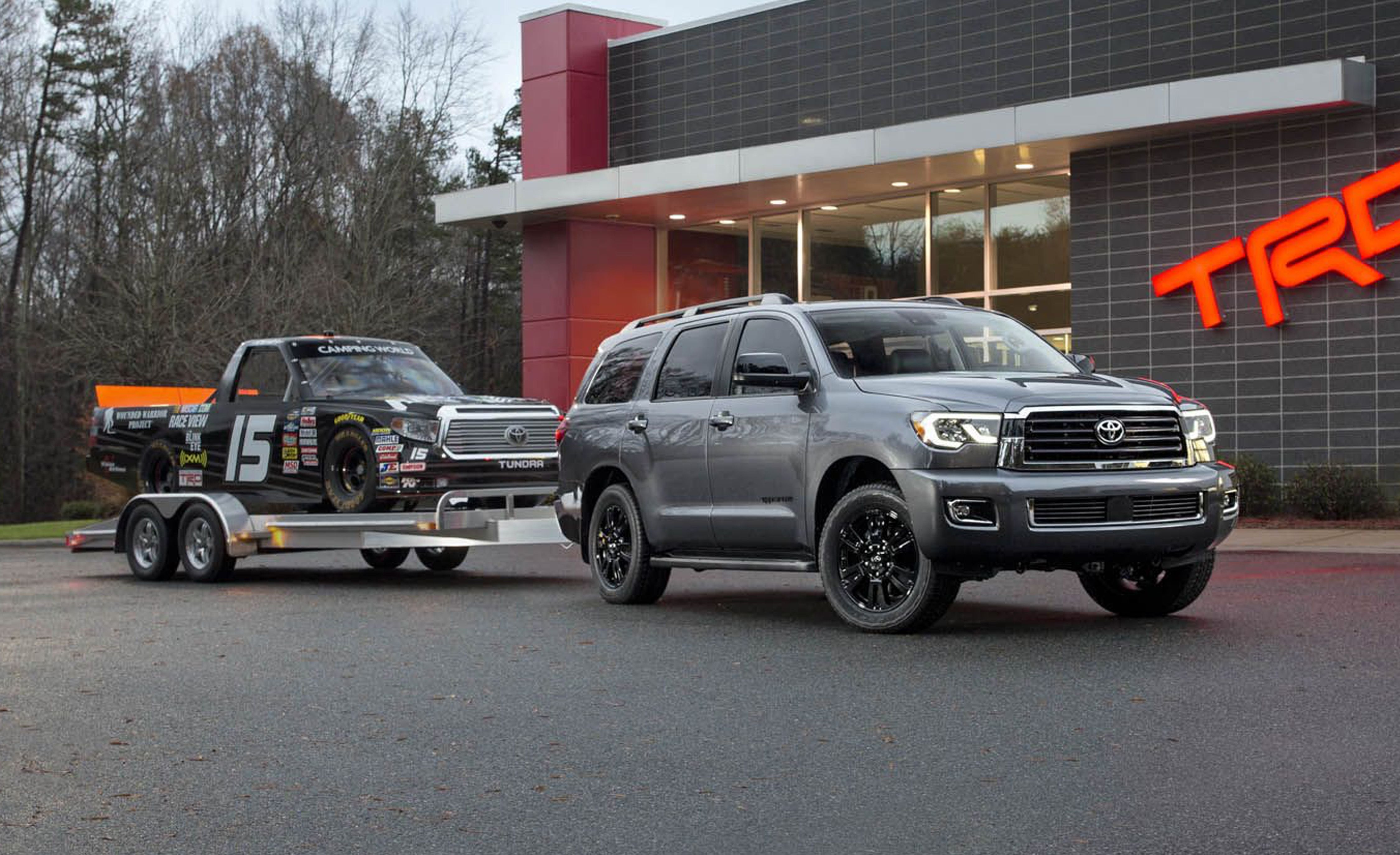 2021 Toyota Sequoia Reviews