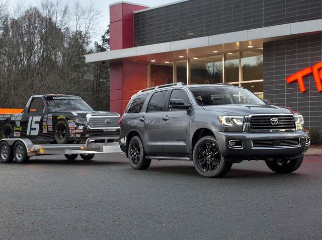 2019 Toyota Sequoia Review Pricing And Specs