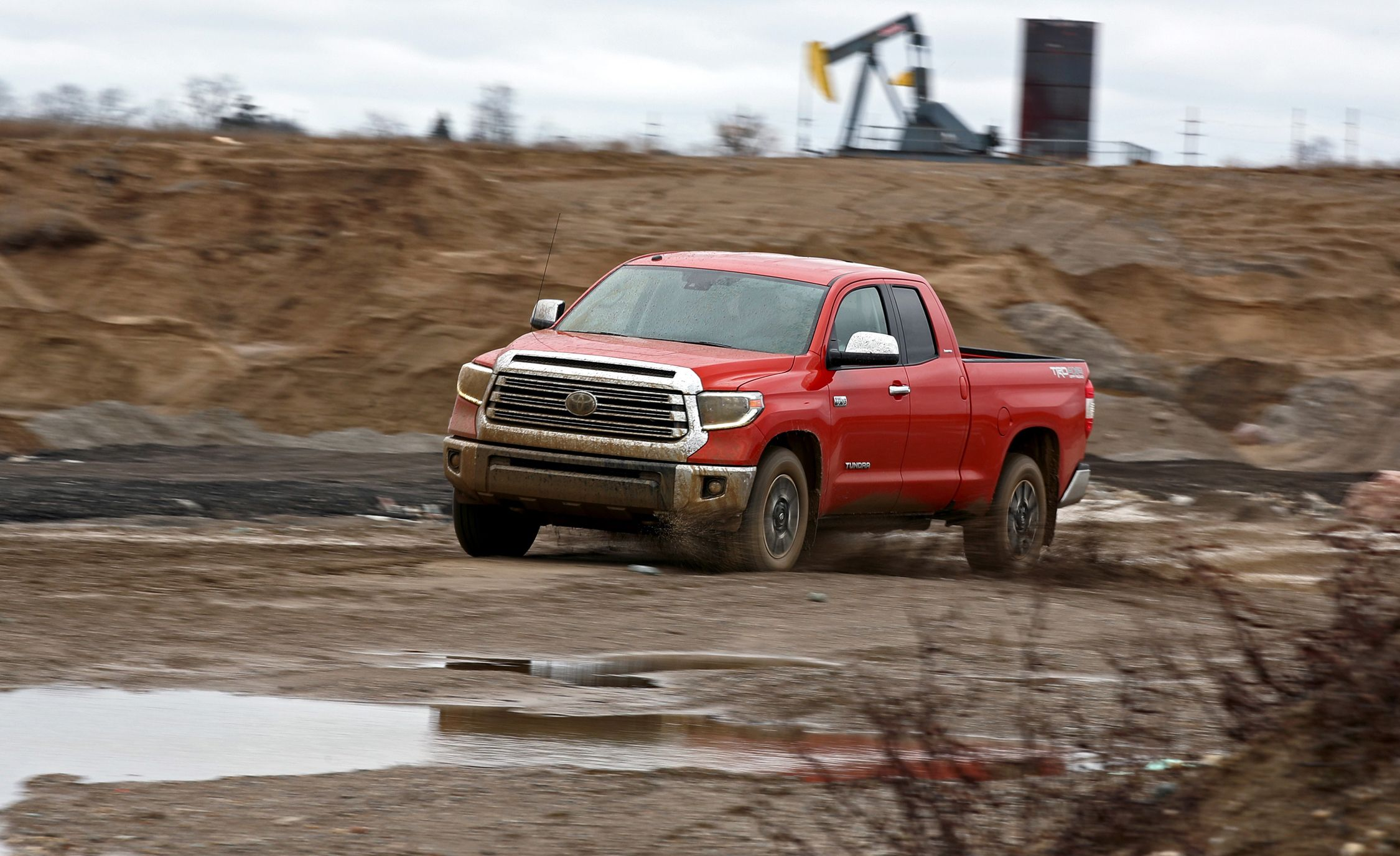 2018 Toyota Tundra 5 7L 4x4 Double Cab Test: Time for a Change