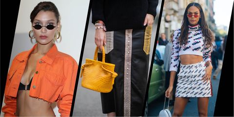 Fashion trends from 2018