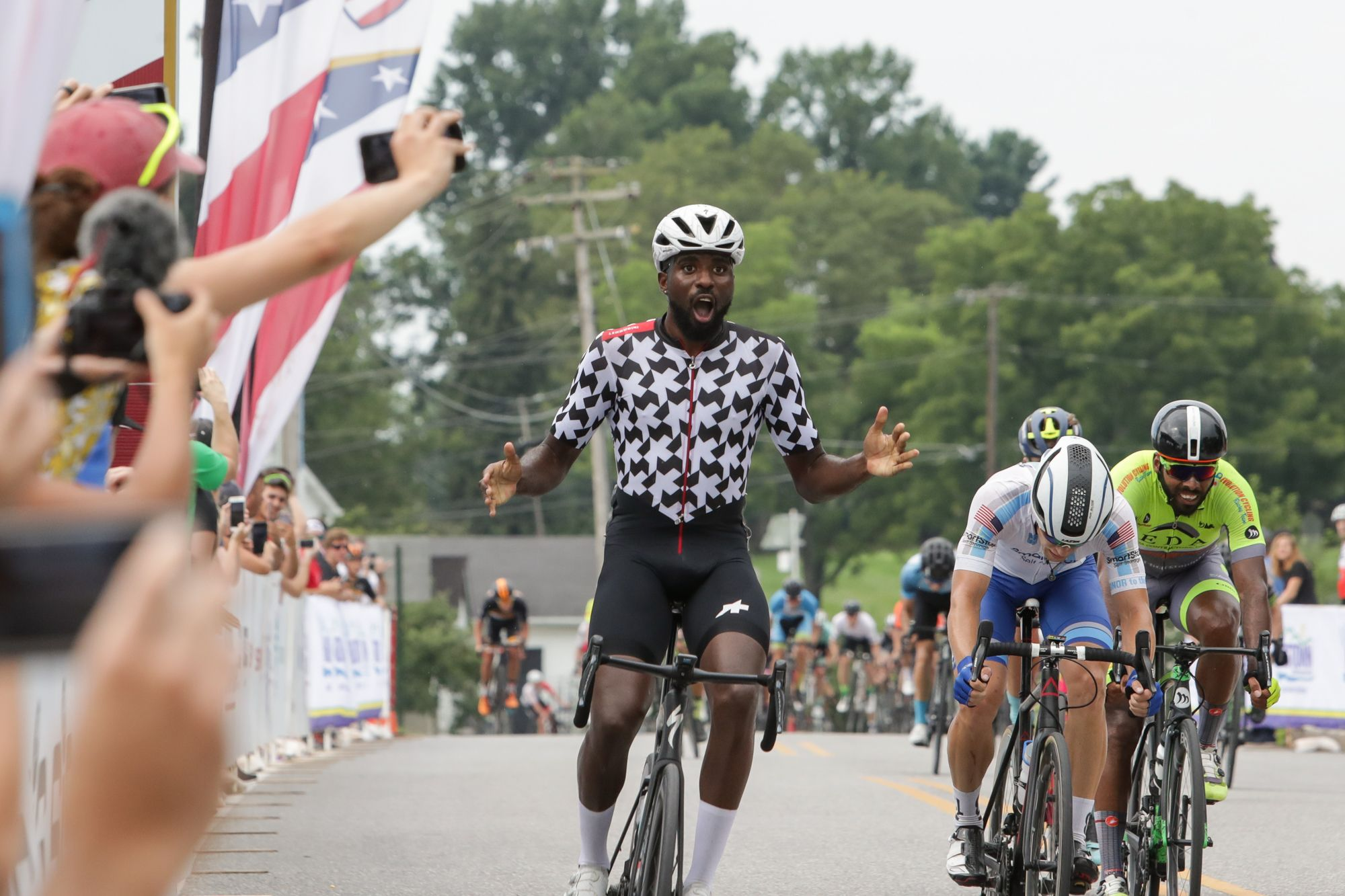 Justin Williams Is the Most Important Bike Racer You Don't Know