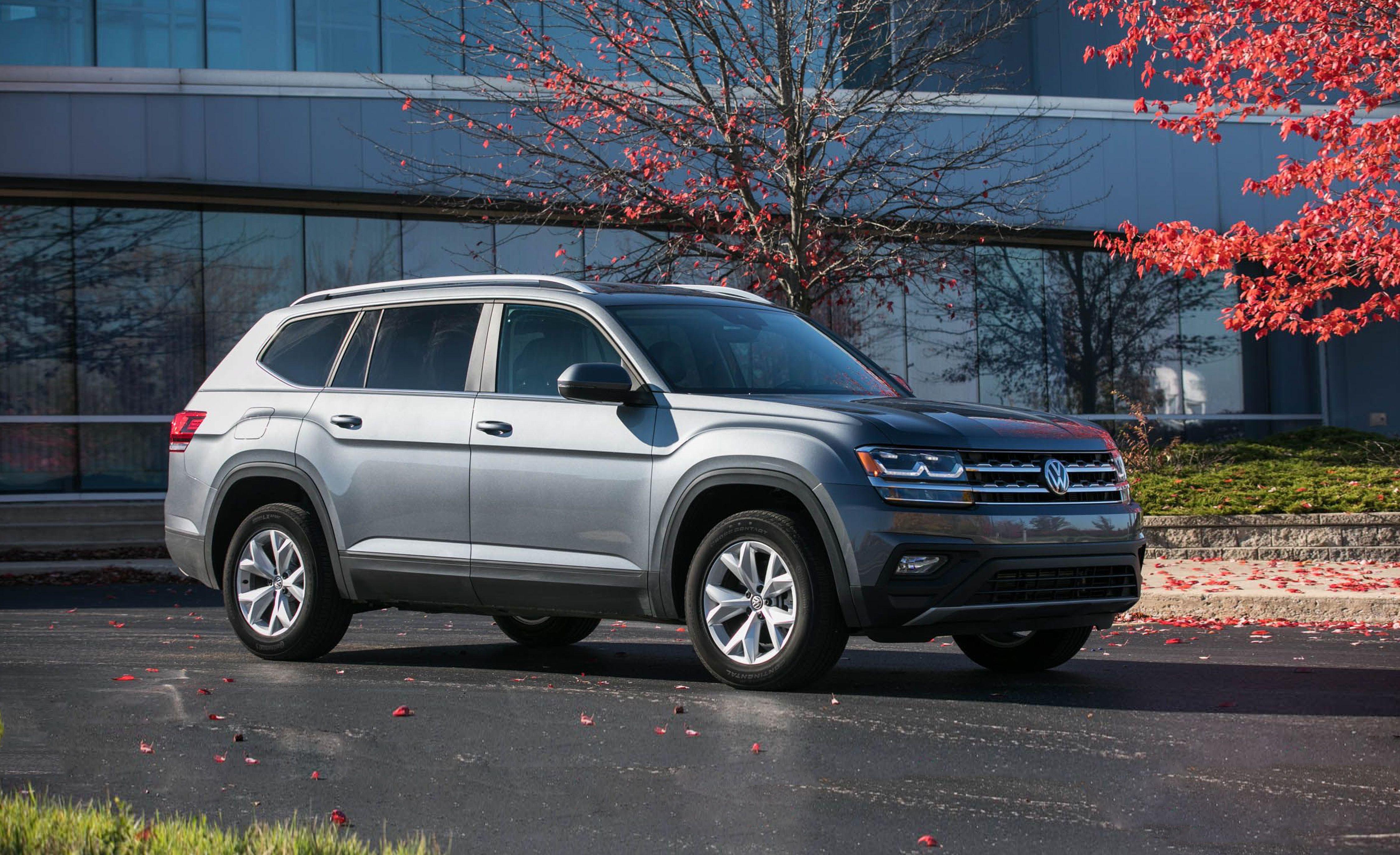 2019 Volkswagen Atlas Review Pricing And Specs