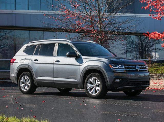 2019 Volkswagen Atlas Review Pricing And Specs