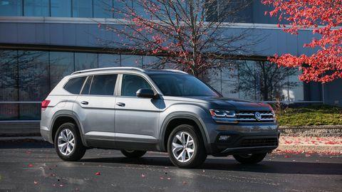 2018 VW Atlas R-Line: Styling, Interior, Arrival >> 2020 Volkswagen Atlas