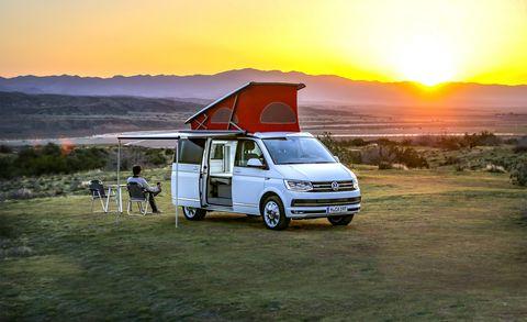We Take a Road Trip in Volkswagen's Fantastic California